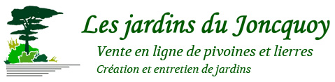 Les jardins du Joncquoy Logo